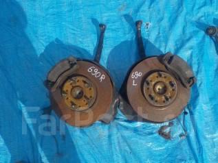 Ступица. Toyota Mark II, JZX110 Toyota Crown, JZS171, JZS171W Toyota Altezza Двигатель 1JZGTE