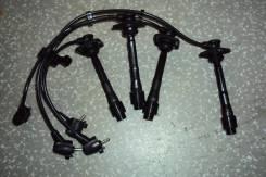 Высоковольтные провода. Toyota: Corsa, Sprinter, Caldina, Corolla II, Corolla, Tercel, Raum, Cynos, Starlet Двигатели: 4EFE, 5EFE