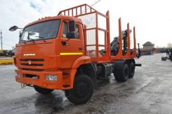 Камаз 65111. Сортиментовоз КамАЗ 65111, 11 762 куб. см., 16 200 кг.