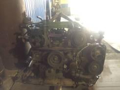 Двигатель в сборе. Subaru Legacy B4, BE5 Двигатель EJ20