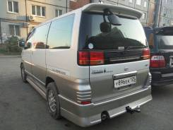 Nissan Elgrand. автомат, 4wd, 3.0 (170 л.с.), дизель