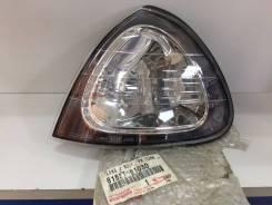 Габаритный огонь. Toyota Caldina, AT211, ST215, ST210, CT216 Двигатели: 3CTE, 3SFE, 7AFE
