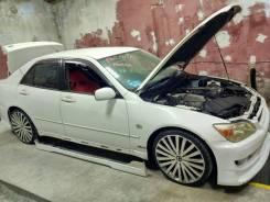 Toyota Altezza. GXE10, 3SGE