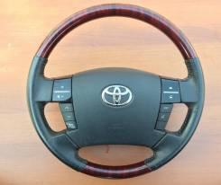 Руль. Toyota Mark X, GRX120, GRX121, GRX125 Двигатели: 3GRFSE, 4GRFSE