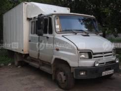 ЗИЛ 474100. Продаю грузовик ЗИЛ 47410 (Бычок) 7-местный двухкабинный, 4 750 куб. см., 3 500 кг.
