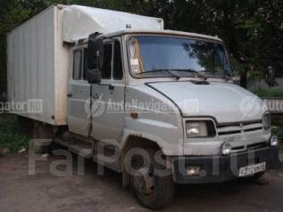 ЗИЛ 474100. Продаю грузовик ЗИЛ 47410 (Бычок) 7-местный двухкабинный, 4 750куб. см., 3 500кг.
