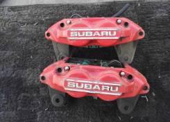 Суппорт тормозной. Subaru Forester, SF5 Subaru Legacy Subaru Outback Subaru Impreza, GGA, GDB, GDA Двигатели: EJ205, EJ207