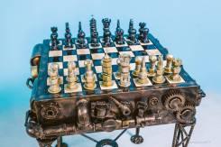 Шахматы Стимпанк