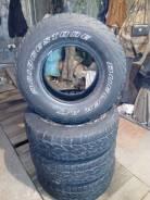 Bridgestone Dueler A/T 697. Грязь AT, 2013 год, износ: 10%, 4 шт