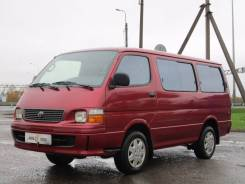 Toyota Hiace. микроавтобус, 2 985 куб. см., 11 мест