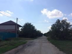 Продаю зем. уч. п. Северный, ул. Большевистская, 6 сот., фас. 29 м. 600 кв.м., собственность, от агентства недвижимости (посредник)
