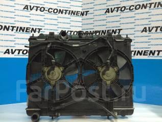 Радиатор охлаждения двигателя. Nissan Presage, TU30 Двигатели: QR25DE, QR25DENEO
