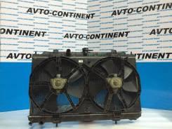 Радиатор охлаждения двигателя. Nissan Wingroad, WFY11, WRY11, WFNY11, WHY11, WHNY11, WPY11, VY11, VGY11, VENY11, VHNY11, VFY11, VEY11 Двигатель QG15DE