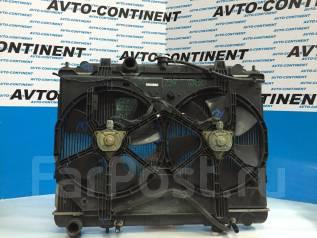 Радиатор охлаждения двигателя. Nissan Serena, TC24 Двигатель QR20DE