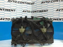 Радиатор охлаждения двигателя. Nissan Sunny, FB15 Двигатель QG15DE
