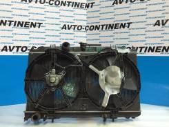 Радиатор охлаждения двигателя. Nissan Primera, WTP12 Двигатель QR20DE
