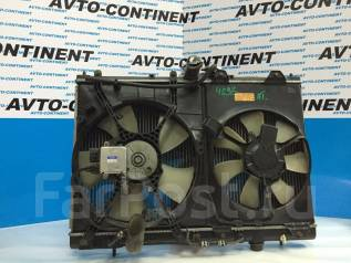 Радиатор охлаждения двигателя. Mitsubishi RVR