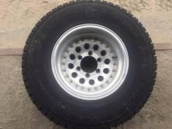 Wheel Power. 8.5x15, 6x139.70, ET-27, ЦО 110,0мм.