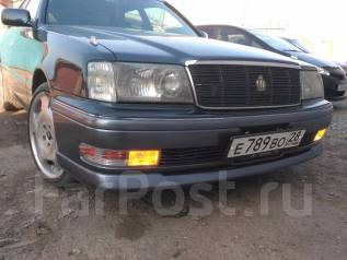 Губа. Toyota Crown, GS151, GS151H