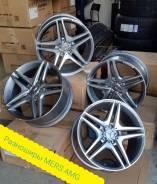 """Mercedes. 8.5/9.5x18"""", 5x112.00, ET35/35, ЦО 66,6мм."""
