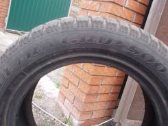 Goodyear UltraGrip 500. Зимние, без шипов, износ: 70%, 2 шт