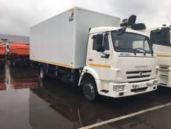 Камаз 4308. Изотермический фургон на базе шасси , 5 700 куб. см., 5 500 кг.