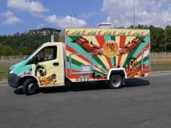 ГАЗ Газель Next. Продается грузовик автокафе, 2 700 куб. см., 3 000 кг.