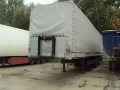 Kogel SN24. Кёгель Maxx SN24 бортовой тент, 39 000 кг.
