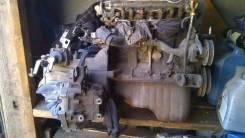 Двигатель в сборе. Toyota Starlet, EP82 Двигатель 4EFE