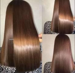 Требуется модель для кератинового выпрямления волос!
