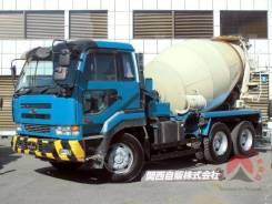 Nissan Diesel UD. автобетоносмеситель(миксер) 5 кубов, телега 4вд, 18 000 куб. см., 5,00куб. м. Под заказ