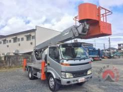Toyota Dyna. (Hino Dutro) автовышка 19 метров, 5 300 куб. см., 19 м. Под заказ