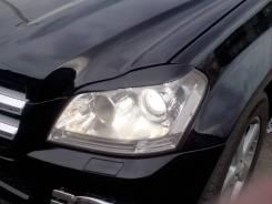 Накладка на фару. Mercedes-Benz GL-Class, X164 Двигатели: M273KE46, M273KE55, OM642DE30LA