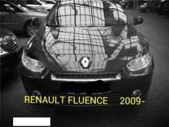 Накладка на фару. Renault Fluence, L30R, L30T Двигатели: K4M, M4R