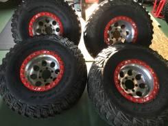 Комплект колес Good Year Wrangler Kevlar 35/12.5 R15 + Mickey Thompson. 10.0x15 6x139.70 ET-35
