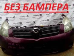 Ноускат. Toyota Corolla Spacio, ZZE124, ZZE122N, NZE121N, ZZE122, NZE121, ZZE124N