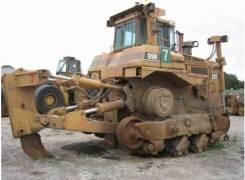 Caterpillar D9R. в разбор. Под заказ