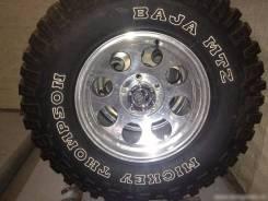 Mickey Thompson Baja MTZ Radial. Грязь MT, 2014 год, износ: 5%, 5 шт