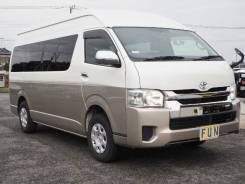 Toyota Hiace. автомат, 4wd, 2.7, бензин, 18 597 тыс. км, б/п. Под заказ