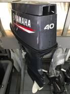Yamaha. 40,00л.с., 2-тактный, бензиновый, нога S (381 мм), Год: 2017 год. Под заказ