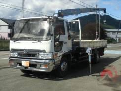 Hino Ranger. , борт+кран, 5т. Стрела 3т, длинный, мотор J08C(мех. тнвд), 8 000куб. см., 5 000кг., 4x2. Под заказ