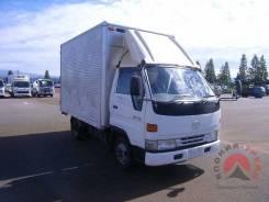 Toyota Dyna. фургон, двигатель 3L, 4вд, 2 800куб. см., 1 500кг. Под заказ