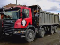 Scania P420. Продается самосвал (4-х осный), 11 998 куб. см., 33 000 кг.