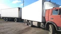 Камаз 53212. Продам с прицепом, 10 850 куб. см., 10 000 кг.