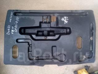Панель пола багажника. Nissan Dualis, NJ10 Toyota Corolla Spacio, NZE121, NZE121N Двигатели: MR20DE, 1NZFE