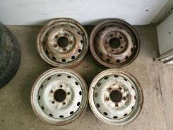 Chevrolet. 5.0x16, 5x139.70, ET58, ЦО 98,5мм.