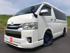 Toyota Hiace. автомат, передний, 2.7, бензин, 16 500 тыс. км, б/п. Под заказ