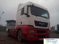 MAN TGX. Продам седельный тягач MAH TGX 18.440 в Новосибирске, 10 518 куб. см., 20 000 кг.