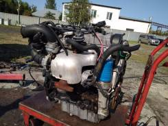 Двигатель в сборе. Hyundai: Trajet, Tucson, Santa Fe, Accent, Santa Fe Classic Kia Sportage Двигатели: D4BB, D4EA, D4BH