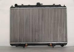 Радиатор охлаждения двигателя. Nissan Cefiro, A32